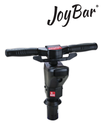 joybar handcontrol center drive system